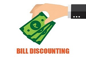 Factoring,  Domestic and Exports Bills Discounting in India.