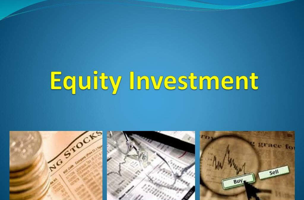 Equity Investment available for Healthcare and Pharmaceutical Sector