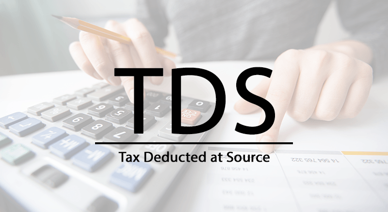 WITH THE NEW TDS RULE, EVERY TIME YOU MAKE A PAYMENT, YOU MUST ASK IF THE RECEIVER HAS FILED TAX RETURNS IN LAST TWO YEARS