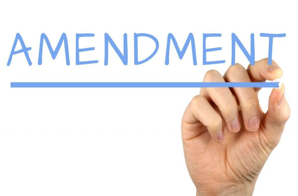 Brief synopsis of Amendment made by MCA effective from 1st April 2021