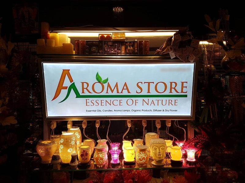 Organic Aromatherapy and Personal Care Products Franchise.